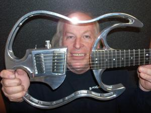 Branch air frame guitar