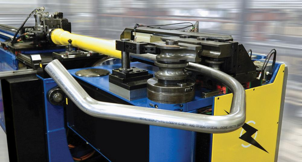 Getting the most for your tube bending buck fabricator