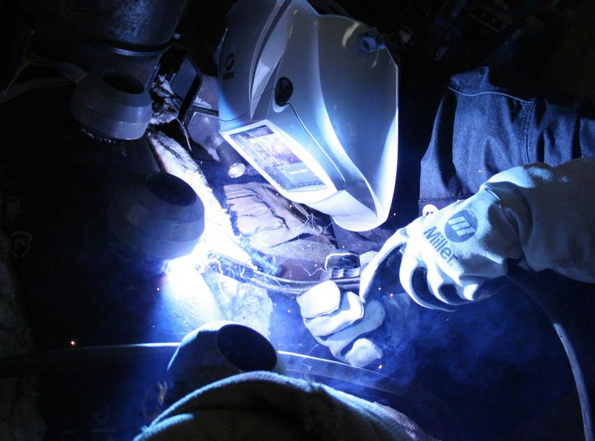 Getting To Know Flux Cored Wires The Fabricator
