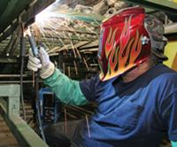 Autodarkening helmets