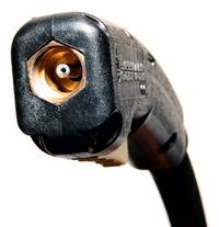 GMAW liner handle
