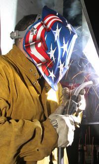 GMAW welder
