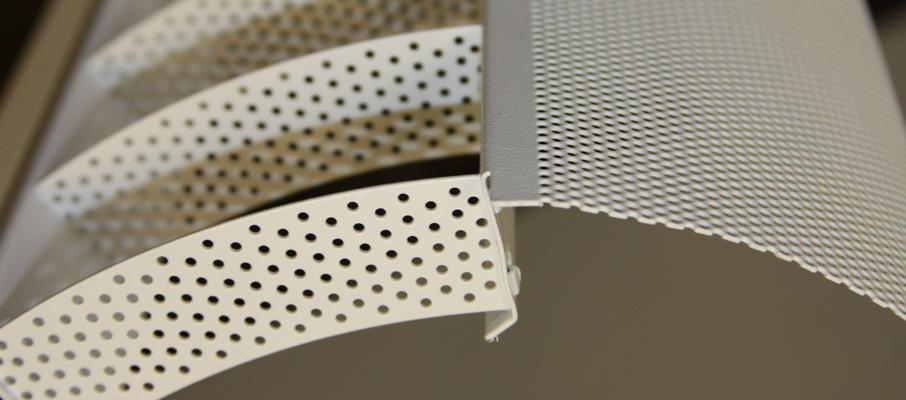 Going Beyond Commodity Sheet Metal Perforation The