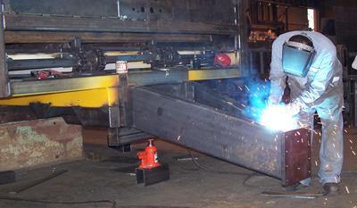 FSI Fabrication Welder