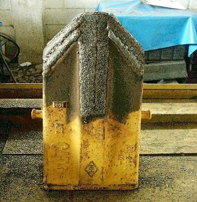 Hardfacing Alloy Made For Gmaw Carbide Embedding The