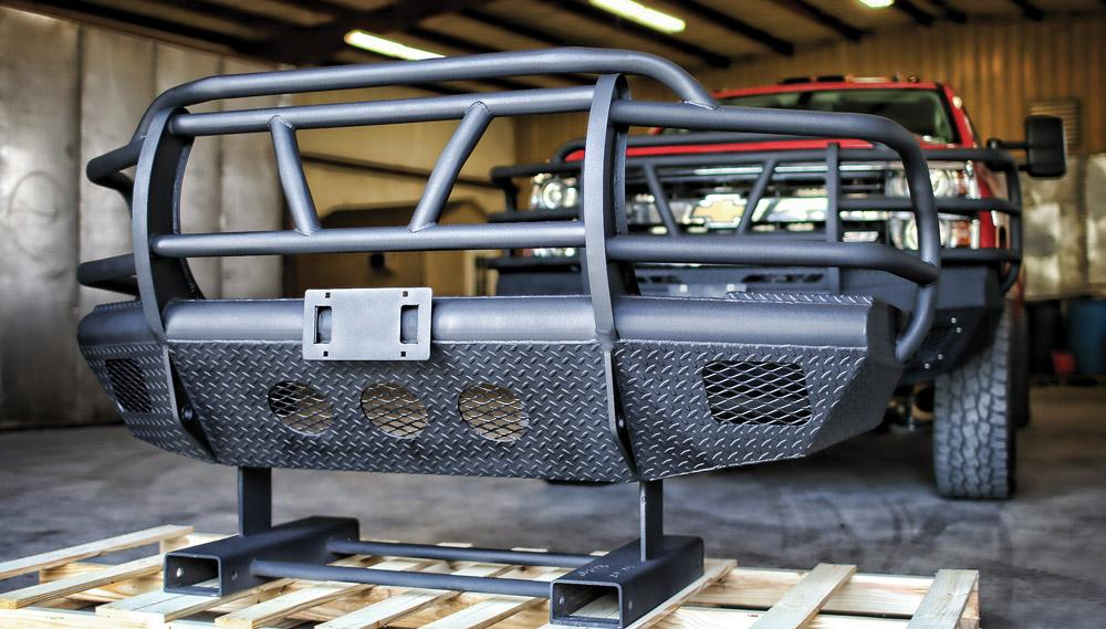 Harvesting A Bumper Crop Of Bumpers The Fabricator