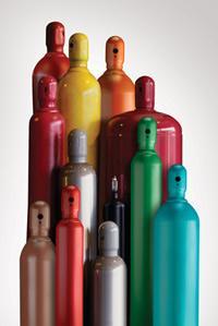 Image of helium tanks