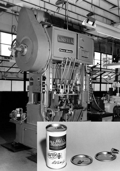 High Speed Stamping Quenches Thirst For Beverage Cans