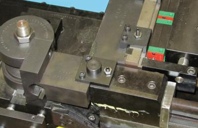 rotary draw bending machine