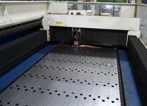 MEC laser cutting sheets