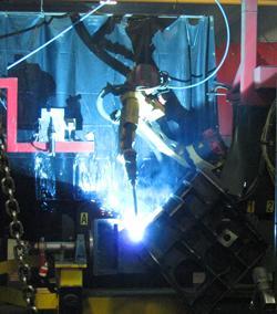 MEC Robotic Welding