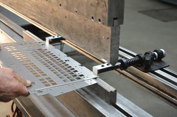 How Automated Backgauging On A Press Brake Changed