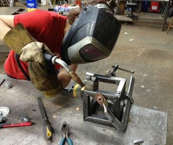 How To Build A Metal Cube The Fabricator