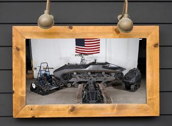ripsaw unmanned tank