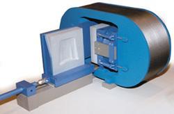 100 MN hyroforming press