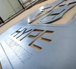 Hype manufacturing logo