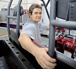 Scott King Hype Manufacturing
