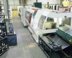 tube laser returnable racks