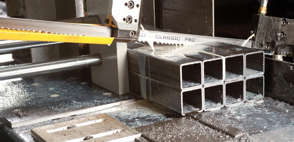 Improving Metal Cutting Productivity The Fabricator