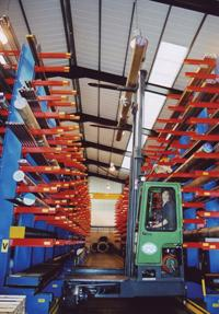 Improving warehouse operations for tube, pipe - The Fabricator