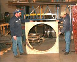 plywood induction coils