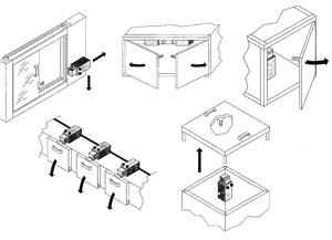 Interlocks diagram