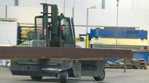 Irish material handling manufacturer looks beyond the island for growth - TheFabricator