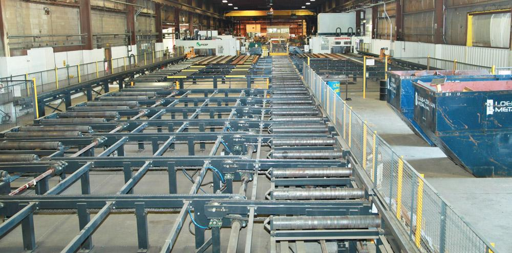 Is manual material handling necessary in the structural ...