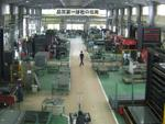 Fabrication shop floor Tohkai Kogyo