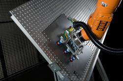 Justifying A Robotic Press Brake The Fabricator