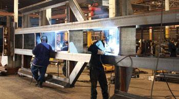 Tico welding fixture