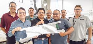 La industria aeroespacial mexicana agarra vuelo - TheFabricator.com