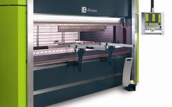 Las prensas dobladoras eléctricas doblan rápido – y con seguridad - TheFabricator.com