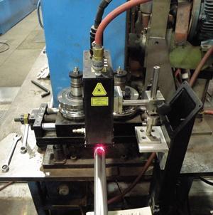 laser based inspection welding