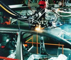 Laser welding applications