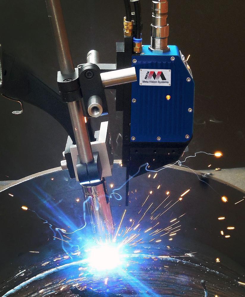 Laser Sensor Designed For Robotic Arc Welding