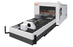 Laser system cuts thin to thick sheets, cubic components, taps, and chamfers - TheFabricator
