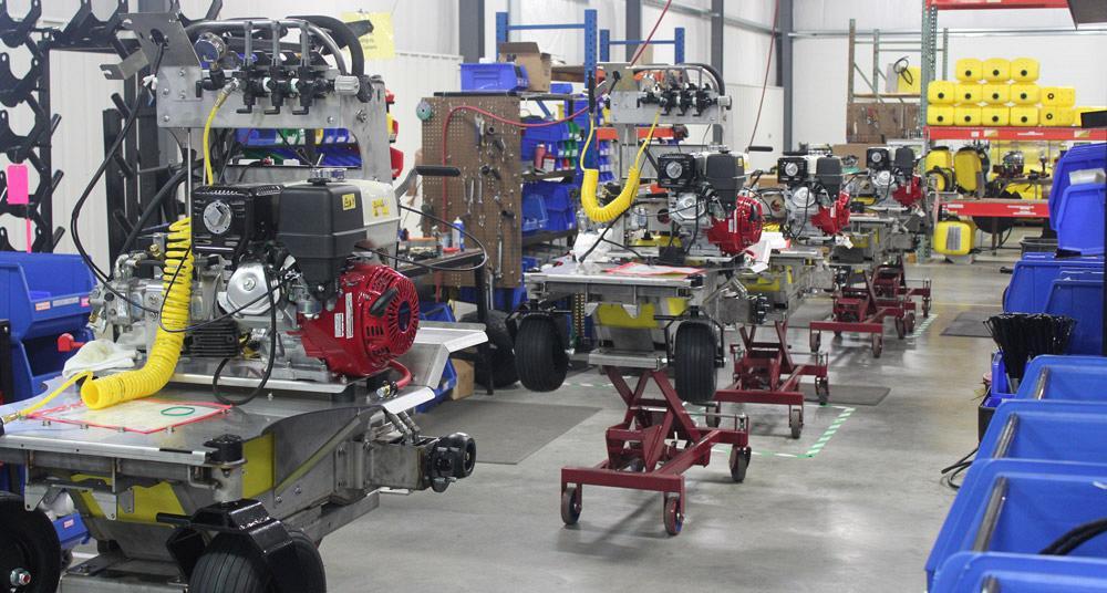 douglas machine shop