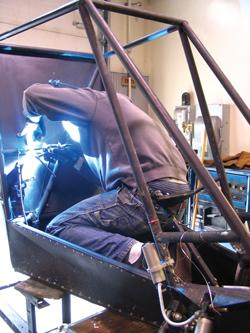 Chris Smith GTAW welding