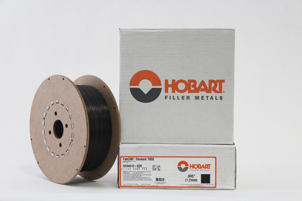 Low-manganese, metal-core wire offered - The Fabricator