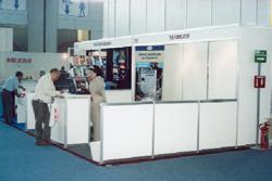 FABTECH booth at TECMA 2007
