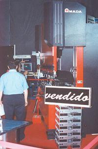 Mexican Fabricators at TECMA 07