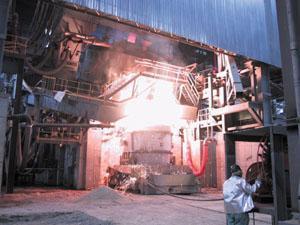 Nucor Corp Plant