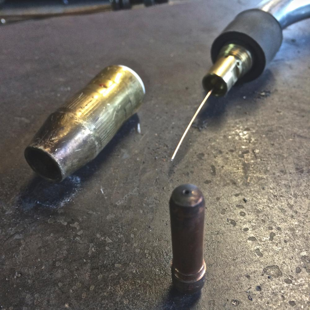 MIG Welding Troubleshooting Tips