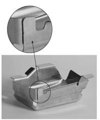 integrated spot welding