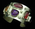 Sherry Moser, Dreamdrop Cuff Bracelet