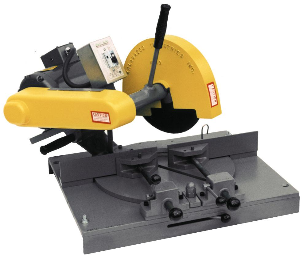 Miter Saw Provides Flexibility For Low Volume Work The