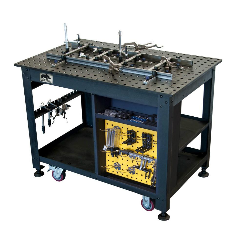 Mobile Fixturing Table Offered