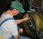 Plymouth weld mill operators