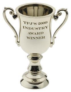TPJ 2009 Industry Award